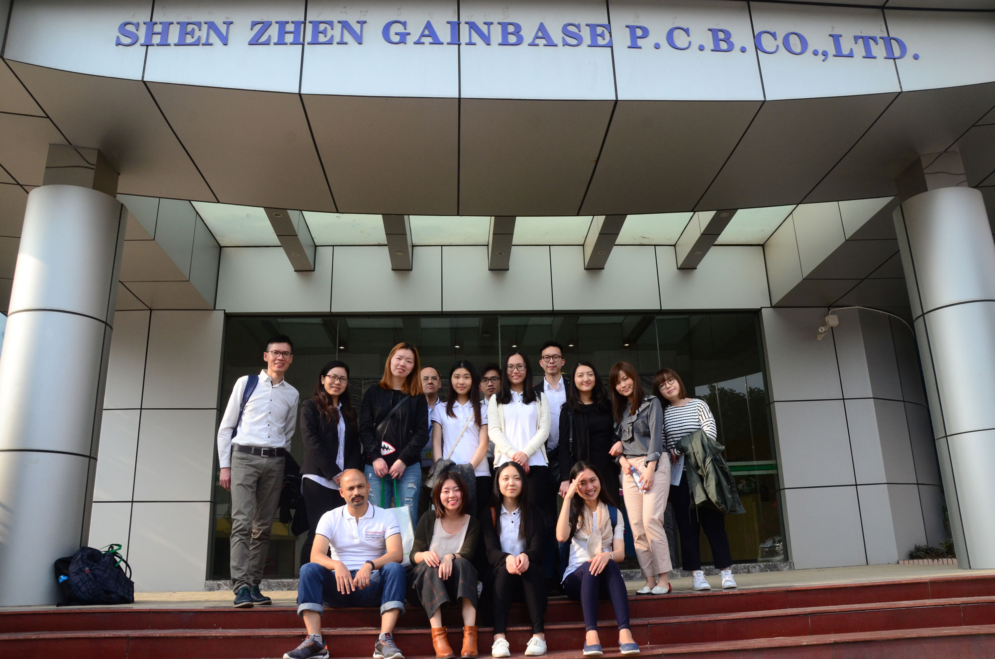 Young Talents and Hinrich Foundation